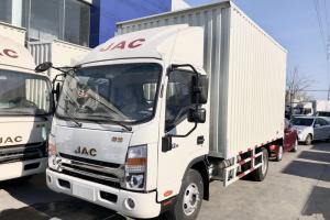 江淮 帅铃Q6 科技版 152马力 4.12米 国五单排厢式轻卡载货车(HFC5043XXYP71K1C2V)