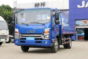 江淮 帅铃Q6 130马力 4.18米 国五单排栏板轻卡载货车(星瑞5挡)(HFC1043P71K4C2V)