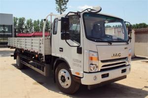 江淮 帅铃Q7 154马力 6.2米 国五排半栏板轻卡载货车(HFC1130P71K1D4V)