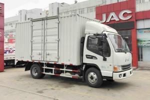 江淮 康铃H5 110马力 4.15米 国五单排厢式轻卡载货车(HFC5045XXYP92K4C2V)