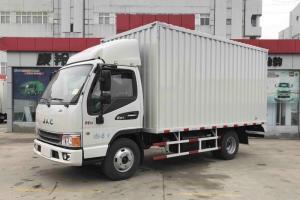 江淮 康铃H5 115马力 4.15米 国五单排厢式轻卡载货车(HFC5045XXYP92K1C2V-2)