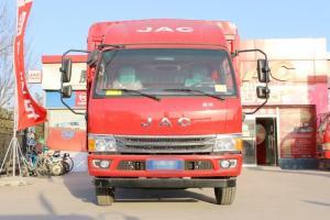 江淮 康铃H5 132马力 3.85米 国五排半仓栅式轻卡载货车(HFC5041CCYP52K3C2V)