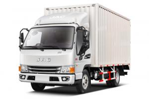 江淮 康铃H5 152马力 4.15米 国五单排厢式轻卡载货车(HFC5043XXYP91K2C2V)