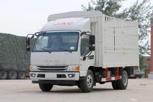 江淮 康铃H5宽体 156马力 3.85米 国五排半仓栅式轻卡载货车(HFC5043CCYP91K1C2V-S)