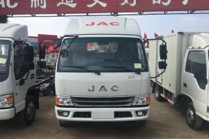 江淮 康铃H5 143马力 3.82米 国五排半厢式轻卡载货车(HFC5045XXYP92K1C2V)