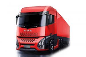 一汽凌源 沪尊S200 智尊版 500马力 6×4 国五牵引车(CAL4253C4F4E5)