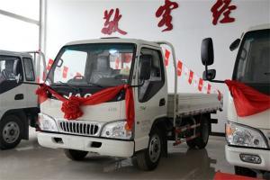 江淮 康铃29窄体 102马力 3.7米 国五单排栏板轻卡载货车(HFC1040P93K2B4V)