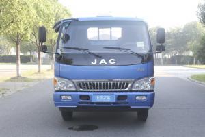 江淮 康铃33中体 117马力 3.85米排半栏板轻卡载货车(国五)(HFC1041P93K1C2V)