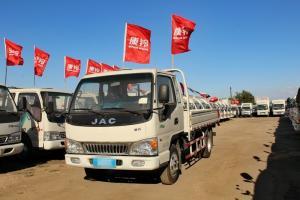 江淮 康铃33窄体 120马力 3.85米 国五排半栏板轻卡载货车(HFC1041P93K3C2V)