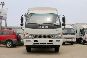 江淮 康铃33 95马力 3.85米 国五排半仓栅式轻卡载货车(HFC5041CCYP93K7C2V)