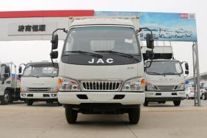江淮 康铃33窄体 95马力 4.15米 国五单排厢式轻卡载货车(HFC5041XXYP93K7C2V-1)