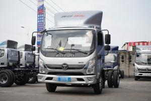 福田 奥铃速运 156马力 4.17米单排栏板轻卡载货车(国六)(BJ1048V9JD6-F3)