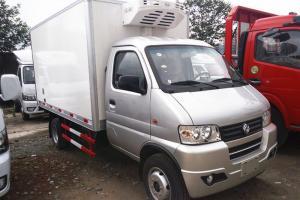 东风途逸 T3 87马力 4X2 3.3米 国五 冷藏车(DFA5030XLC50Q6AC)