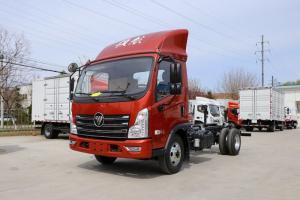 时代汽车 领航 150马力 4.165米 国六 单排厢式轻卡载货车(BJ5046XXY9JBA-03)