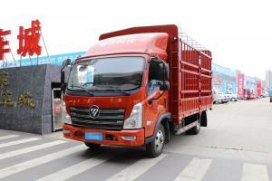 时代汽车 领航 130马力 4.23米 国五 单排仓栅式轻卡载货车(BJ5043CCY-BG)