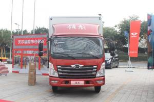 时代汽车 领航 143马力 3.785米 国五 排半厢式轻卡载货车(BJ5043XXY-BH)