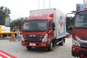 时代汽车 领航 高配版 150马力 4.165米 国六 单排厢式轻卡载货车(BJ5046XXY9JBA-03)
