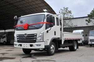 时代汽车 领航 160马力 3.82米 国五 排半栏板轻卡载货车(BJ1083VEPEA-AF)