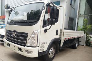 时代汽车 领航 高配版 130马力 4.2米 国五 单排栏板轻卡载货车(BJ1043V9JBA-BG)