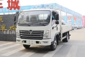时代汽车 领航 130马力 3.82米 国六 排半栏板轻卡载货车(BJ1046V9PBA-01)