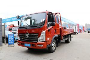 时代汽车 领航 高配版 160马力 3.82米 国五 排半栏板轻卡载货车(BJ1043V9JEA-BF)