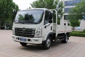 时代汽车 领航 160马力 4.2米 国五 单排栏板轻卡载货车(BJ1046V9JDA-02)