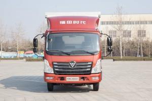 时代汽车 领航 130马力 3.785米 国五 排半厢式轻卡载货车(BJ5043XXY-BG)