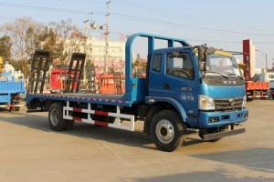 飞碟奥驰 D3系列 170马力 4X2 国五 平板运输车(HCQ5163TPBFD5)