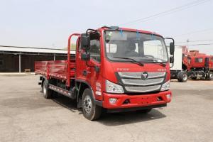 福田 欧马可S3系 156马力 5.25米 国六 排半栏板轻卡载货车(采埃孚)(BJ1108VEJED-F3)