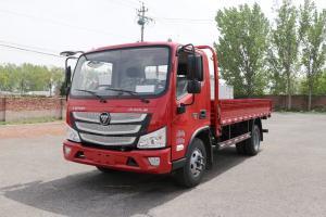 福田 欧马可S1系 156马力 4.17米 国六 单排栏板轻卡载货车(BJ1048V9JD6-F3)