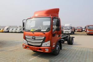 福田 欧马可S1系 131马力 4.17米 国六 单排仓栅式轻卡载货车(BJ5048CCY-F3)