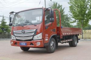 福田 欧马可S1系 156马力 4.17米 国六 单排栏板轻卡载货车(采埃孚6挡)(BJ1048V9JD6-F3)