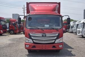 福田 欧马可S3系 156马力 5.25米 国六 排半厢式轻卡载货车(BJ5108XXY-F3)
