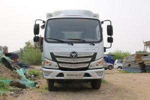 福田 欧马可S1系 131马力 3.83米 国六 排半栏板轻卡载货车(BJ1048V9JD6-F3)