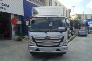 福田 欧马可S3系 143马力 4.18米 京五 单排栏板轻卡载货车(BJ1048V9JEA-FE)