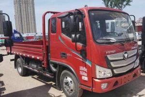 福田 欧马可S3系 131马力 3.83米 国五 排半栏板轻卡载货车(气刹)(BJ1048V9JD6-FK)
