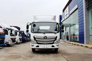 福田 欧马可S3系 131马力 4.14米 国五 单排厢式轻卡载货车(BJ5048XXY-FC)