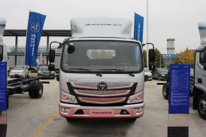 福田 欧马可S3系 131马力 3.8米 国五 排半厢式轻卡载货车(BJ5048XXY-FE)