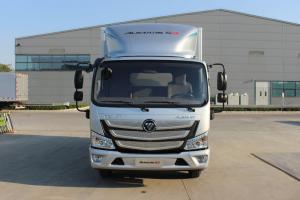福田 欧马可S3系 131马力 3.8米 国五排半厢式轻卡载货车(BJ5045XXY-F2)