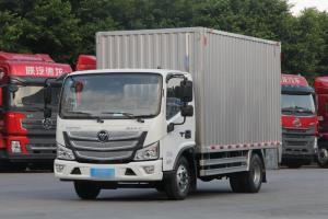福田 欧马可S3系 110马力 3.8米 国五 排半厢式轻卡载货车(BJ5048XXY-FC)