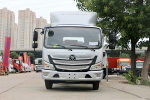 福田 欧马可S3系 150马力 4.14米 国五 单排厢式轻卡载货车(BJ5078XXY-A1)