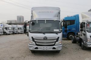 福田 欧马可S3系 131马力 3.83米 国五 排半仓栅式轻卡载货车(DPF)(BJ5048CCY-FK)