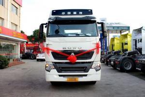 中国重汽 HOWO T7H重卡 440马力 6X2 国五 牵引车(BT版)(ZZ4257V25CHE1)