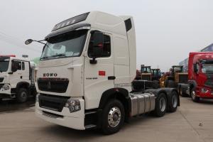 中国重汽 HOWO T7H重卡 460马力 6X4 国五 牵引车(12挡)(ZZ4257V324HE1B)