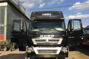 中国重汽 HOWO T7H重卡 440马力 8X4 8.5米 国五 自卸车(重汽12挡)(ZZ3317V466HE1)