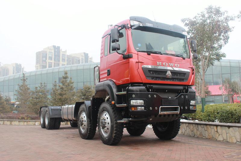 HOWO-T5G载货车