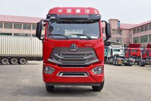 中国重汽 豪瀚N5W 轻奢版 340马力 8X4 5.6米 国五 自卸车(ZZ3315N286WE1)