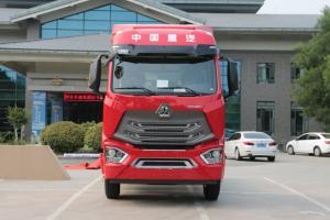 中国重汽 豪瀚N7W重卡 400马力 6X4 国五 牵引车(457后桥)(ZZ4255N3246E1)