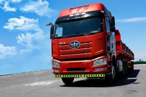 一汽解放 J6P 460马力 6x4 国五 砂石款牵引车(CA4250P66K24T1E5)
