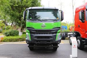 东风柳汽乘龙 H7 350马力 8X4 6.5米 国五 自卸车(LZ3312H7FB)
